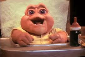 Baby Sinclair Meme - baby mama movie gif gifs show more gifs