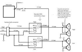upgrade headlight wiring harness pelican parts technical bbs