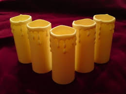 Candle Sleeves For Chandeliers Candle Tubes Candle Sleeves Chandelier Candle Tubes