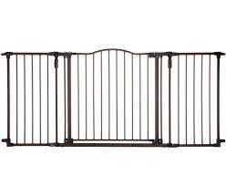 Munchkin Pet Gate 28 Metal Baby Gate With Door Metal Baby Gate With Door