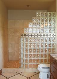 glass block designs for bathrooms glass block steam shower contemporary bathroom cleveland
