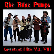 Cape Cod Girls - the bilge pumps pirate music box cape cod girls