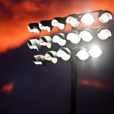 how tall are football stadium lights harbor high football fans look for light santacruz com