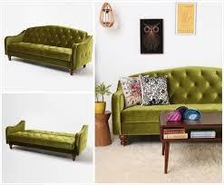 Stylish Sleeper Sofa Green Sofa Bed Enhance Impression Buy Furniture