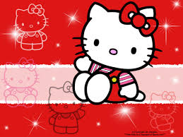 kitty white cartoon cat cats kitten girls 1hkitty