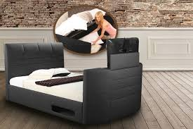 king size ottoman beds uk super king ottoman tv bed