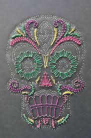 251 best nail string art images on pinterest diy string art