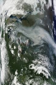 Canada Wildfire Satellite by Current Forest Fires In Canada