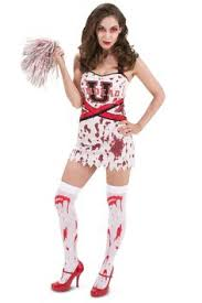 Cute Cheerleading Costumes Halloween Zombie Cheerleader Costume Halloween Costume Contest Homemade