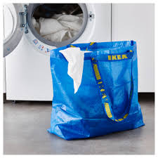 frakta shopping bag medium ikea