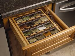 Kitchen Cabinet Spice Rack Organizer Kitchen Drawer Spice Rack Rigoro Us