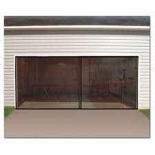 garage doors double car garageor replacementdouble dimensions