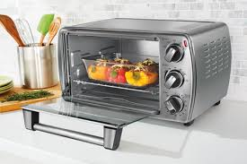 Turbo Toaster Oven Oster 6 Slice Convection Countertop Oven Brushed Stainless Steel