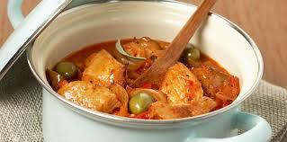 cuisine corse recettes veau aux olives corse facile recette sur cuisine actuelle