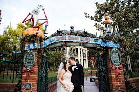 disneyland halloween wedding popsugar love u0026