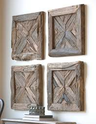 luxe rustic pine reclaimed wood wall my swanky home