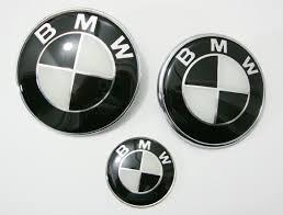 black and white bmw logo bmw black white emblem badge set 7pcs e46 e90 88gogoshop bmw