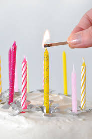 birthday candle foil birthday candle holders