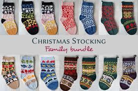 christmas stockings knitting patterns pumora