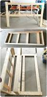 How To Build A Bench Seat Toy Box by Diy Outdoor Storage Bench Ana White Inspired Tamara U0027s Joy