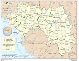Map Of Mali Guinea Ebola Africa U0027s Response Guinea Liberia Mali