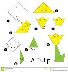 cara membuat bunga iris dari kertas origami printable origami lily instructions psychologyarticles info