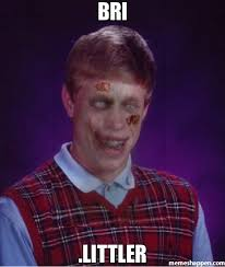 Brian Memes - zombie bad luck brian memes memeshappen