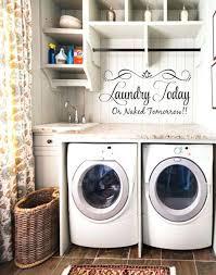 Laundry Room Decor Pinterest Laundry Room Wall Decor Laundry Room Decorating Ideas Pinterest