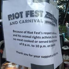 Riot Fest Map Chicago by Duck Duck Goat Starts Delivering Morrissey Banned Meat At Riot