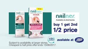 nailner colour and brush 2 in 1 nail fungus treatment tv