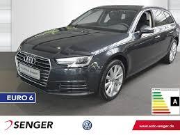 Senger Bad Oldesloe Audi A4 Avant Design 2 0 Tfsi Ultra S Tronic Navi Auto Senger