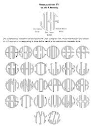 3 initial monogram fonts engraving fonts eflasks