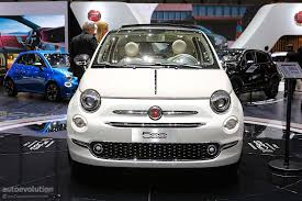 fiat 500 edition spec fiat 500 60th anniversary edition launched in geneva only 560