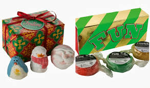 gift sets for christmas lush christmas gift sets 2013 the sunday girl