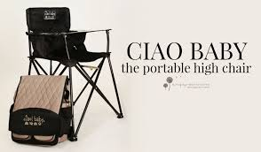 Camping Chair Sale Furnitures Folding High Chair For Camping Ciao Baby Portable