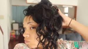 jhene aiko short hair jhene aiko beautiful curls inspired look youtube