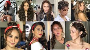 kathryn bernardo hair style look kathryn bernardo hairstyle that be a trend setter what s