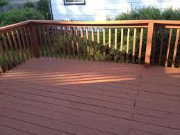 wood deck color ideas home u0026 gardens geek