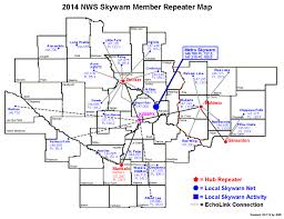 Map Of Minnesota Cities Skywarn Program Information Nws Twin Cities