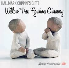 hallmark coppin s gifts willow tree figurines review giveaway