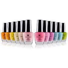 the pastel collection nail polish set 12 spring inspired shades