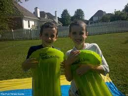 Backyard Slip N Slide Slip U0026 Slide Reviews A Fun Summer Outdoor Activity For Kids The