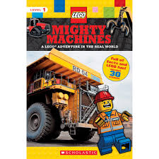 mighty machines lego nonfiction a lego adventure in the real