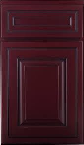 black glazed kitchen cabinets crown cabinets sedona maple brick red black glaze crown cabinets