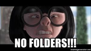 No Capes Meme - no folders edna mode no capes meme generator