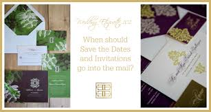 when should wedding invitations go out when should wedding invites go out free printable invitation design