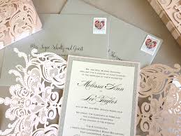 The Do U0027s And Don U0027ts Of Mailing Your Wedding Invitations Paper U0026 Lace