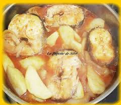 cuisiner le merlu pescada estufada râgout de darnes de merlu la popotte de silvi