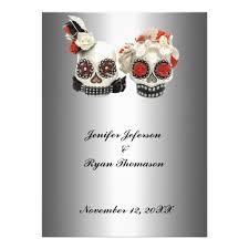 personalized skeleton invitations custominvitations4u com