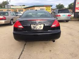 2007 honda accord coupe ex l 2007 honda accord ex l 2dr coupe 2 4l i4 5a in downers grove il
